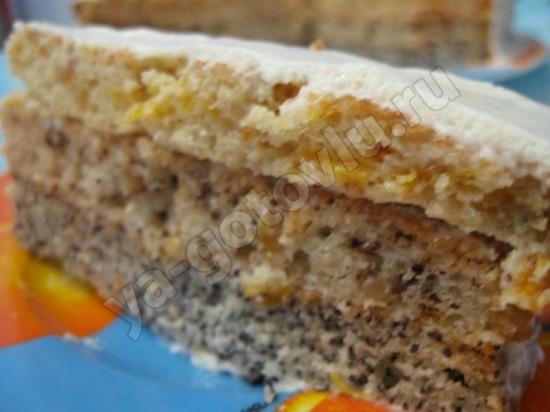 Готовый торт Три богатыря