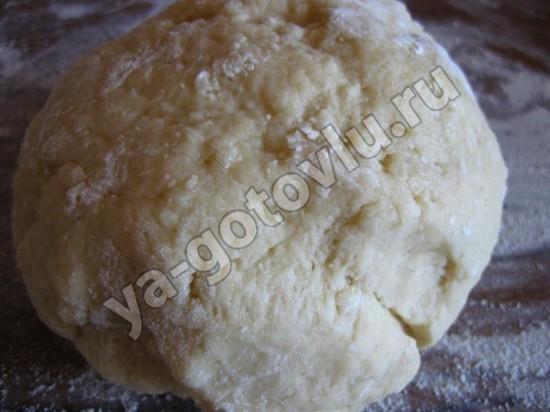 готовое тесто для коржиков