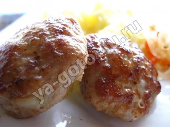 рецепт котлет из фарша говядины и свинины и хлеба