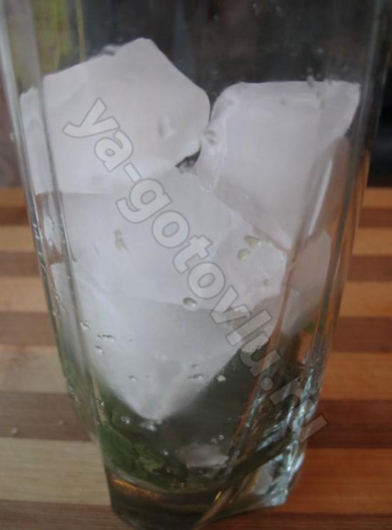 Лед для мохито