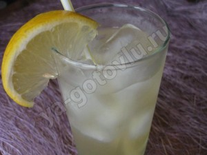 Коктейль Линчбургский лимонад