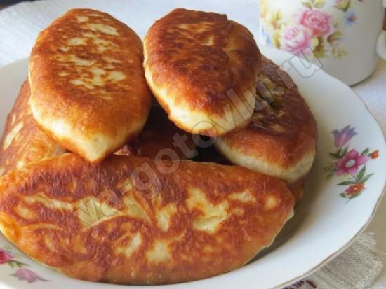 дрожжевые пирожки с повидлом рецепты в духовке